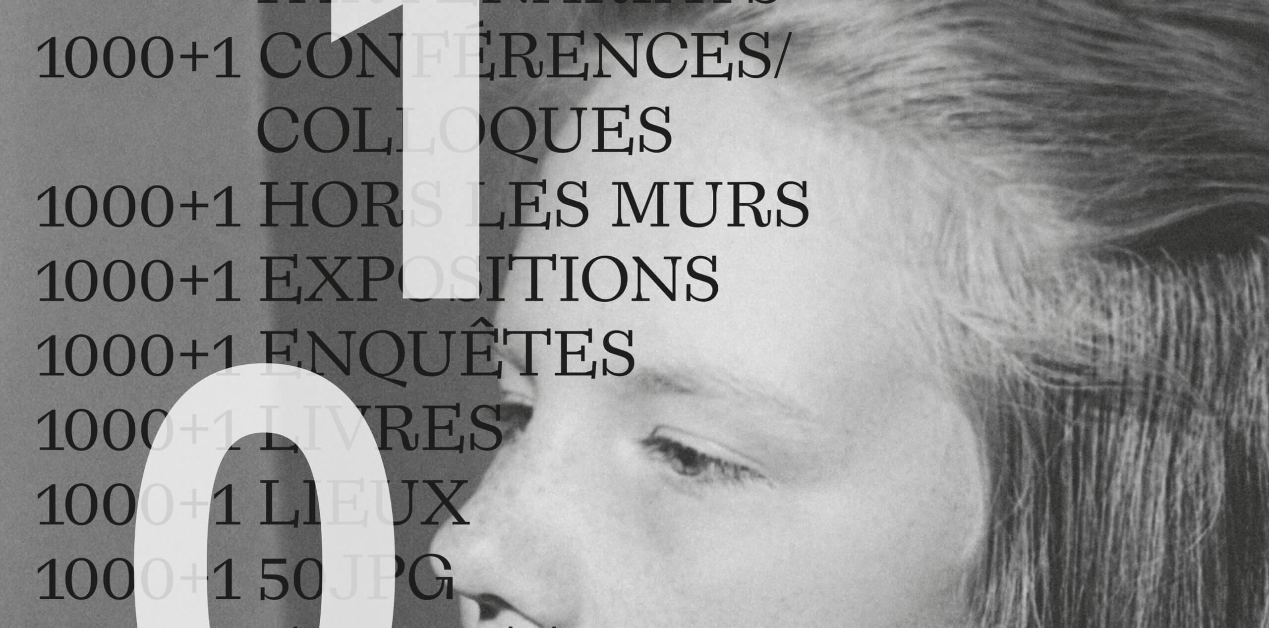 Centre de la Photographie Genève : Programme 1000 + 1