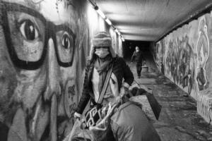 Centre de la photographie Genève - Dans la Genève précarisée - Aurélien Fontanet - La Caravane Sans Frontieres - 15