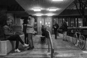 Centre de la photographie Genève - Dans la Genève précarisée - Aurélien Fontanet - La Caravane Sans Frontieres - 2