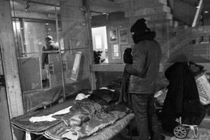 Centre de la photographie Genève - Dans la Genève précarisée - Aurélien Fontanet - La Caravane Sans Frontieres - 6