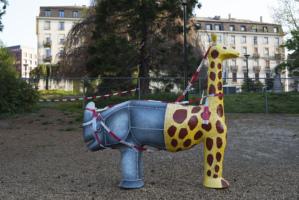 Genève - avril 2020